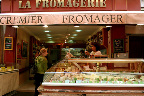 du fromage?