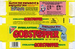 1988 Gobstopper Box