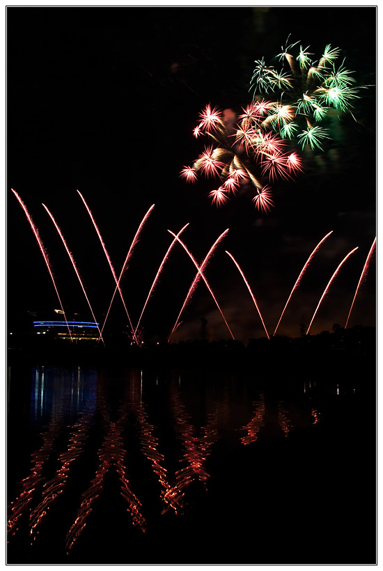 1st Malaysia International Fireworks Competition