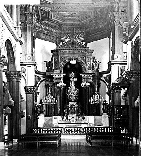 San Ignacio's Retablo Mayor