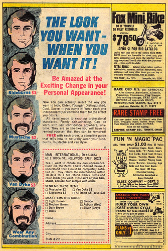 Vintage Ad #353: More Fake Facial Fuzz