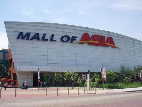 Mall of Asia, en Pasay, Filipinas