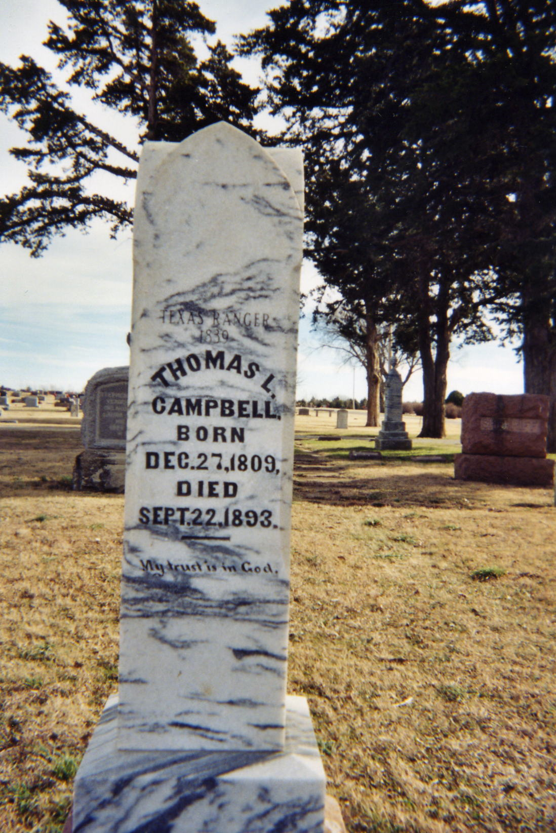 Thomas Lopton Campbell Jr.