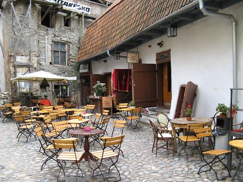 Chocolats de Pierre, Vene Street 6, Tallinn