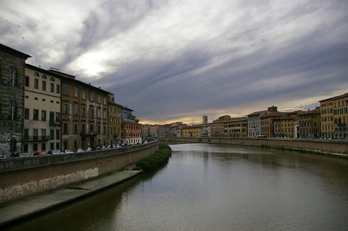 Pisa: Rio Arno
