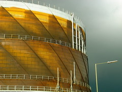 Gas storage tank, Oxford