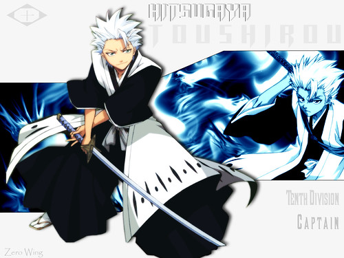 hitsugaya wallpapers. Bleach Wallpaper Hitsugaya