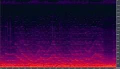 organ.chorale.bach (dobroide) Tags: music bach organ organo soundgram spectrogram espectre