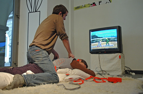 masseuse games