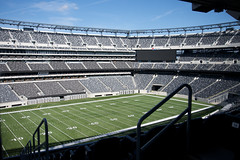 New Meadowlands Stadium: Touchdown Club
