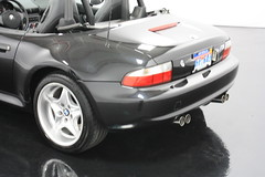 Black BMW Z3 M Roadster (Crystal Clean Auto Detailing) Tags: auto black detail car leather sport studio photography photo crystal convertible grand m carwash clean wash bmw vehicle series grandrapids z beforeandafter removal z3 bodyshop odor roadster detailing autodetailing carcleaning windshieldreplacement detailshop autocleaning dentremoval howtodetail