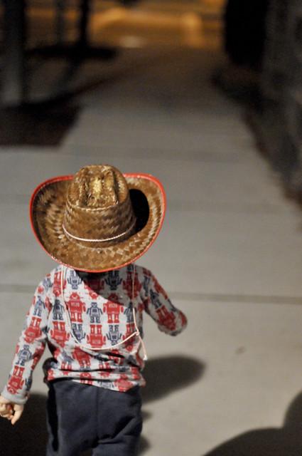 8 o'clock cowboy