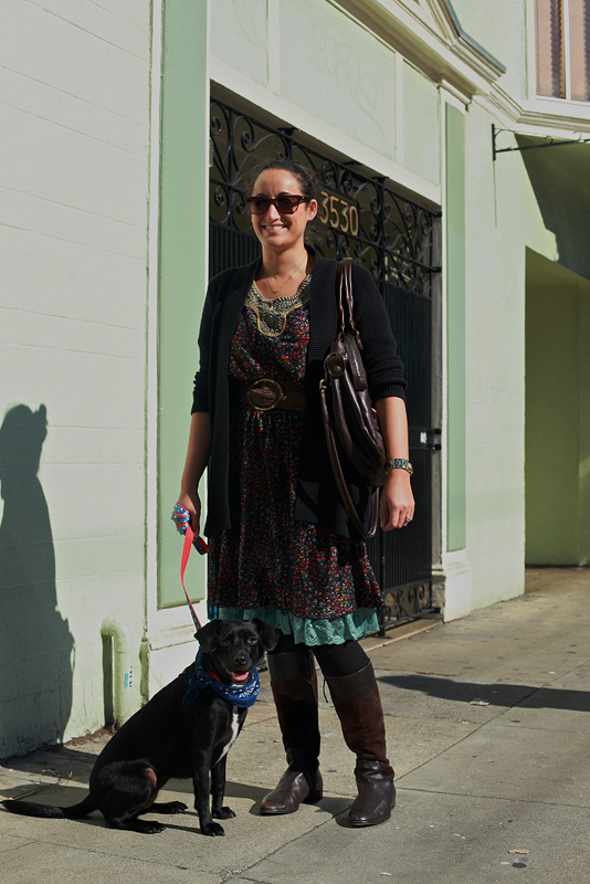 pregdog - san francisco street fashion style
