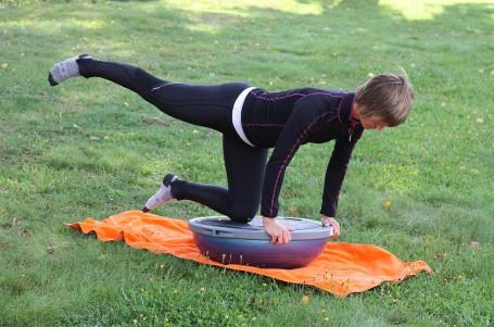 Posilujeme správně břišní svaly?