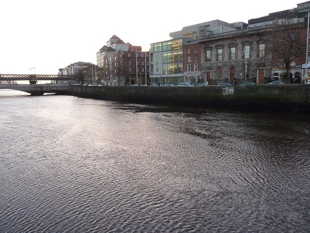 Dublin early morning