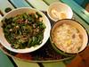 Chicken Rice Porridge Meal