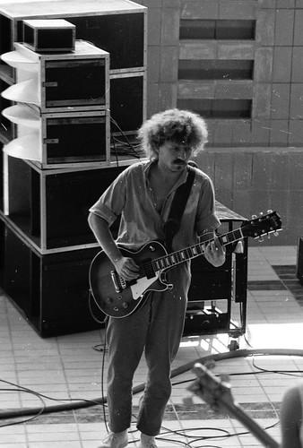 Charlie Ludwig, MCB-Gitarrist + Sänger