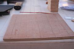 Fabrication de matériel, le matériel rugueux