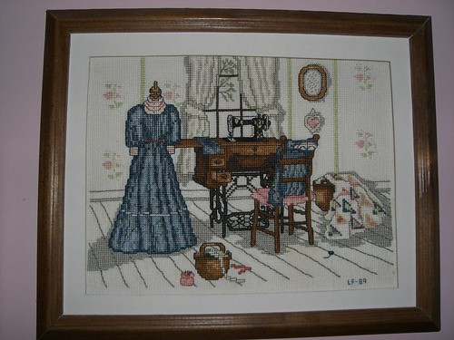 paula vaughn crossstitch books