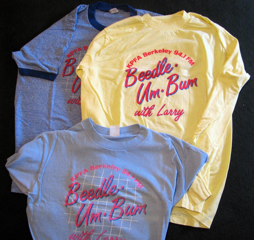 Beedle Um Bum T-Shirts
