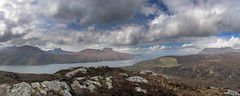Take-a-view: Loch Broom Ullapool Scotland A - by Peter Gawthrop