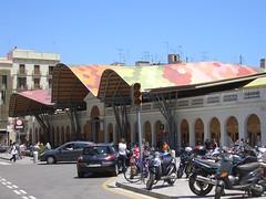 Mercado Santa Catalina (Eitzel) Tags: barcelona santa catalina enric mercado miralles