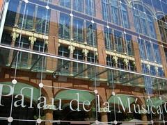 Palau de la Música por Malouette