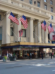 Hotel Pennsylvania (W 32nd St at 8th Ave - New York) by scalleja, on Flickr