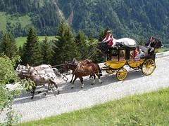 Gotthardpost in der Tremola