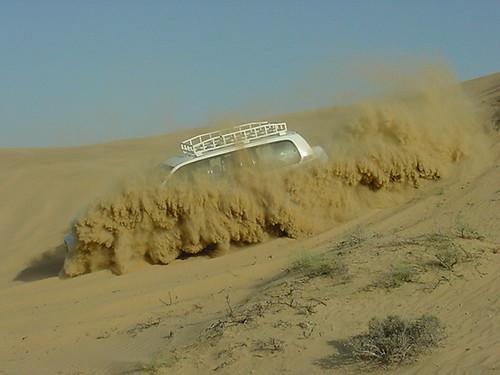 Dune Ride on Truck 06