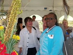 Betty and Leslie (Rich pix) Tags: chicago illinois politics liberal tif madigan indpendent iviipo