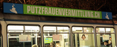 03.01.2007 - Putzfrauenvermittlung