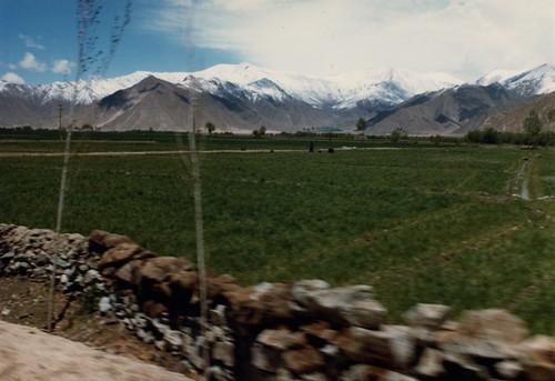 Lhasa Airport 1986
