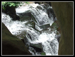 virgina water Cascades (susie 1) Tags: water bush rocks ascot waters virgina novideo coolestphotographers excapture thatsbostin