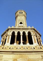 Saat Kulesi / Clock Tower (YatLe_addict!) Tags: tower clock square saat konak izmir İzmir kulesi genel ismir symrn