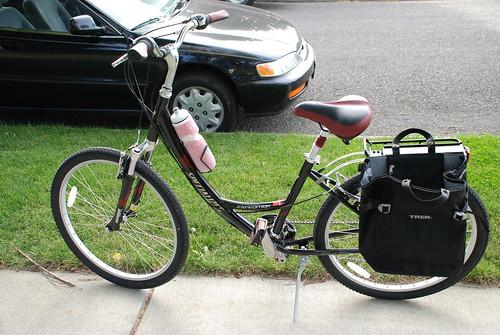 mi bicicleta nueva