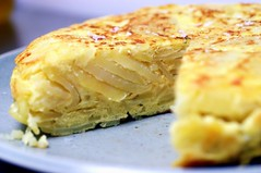 Potato Tortilla [Tortilla de Patatas]