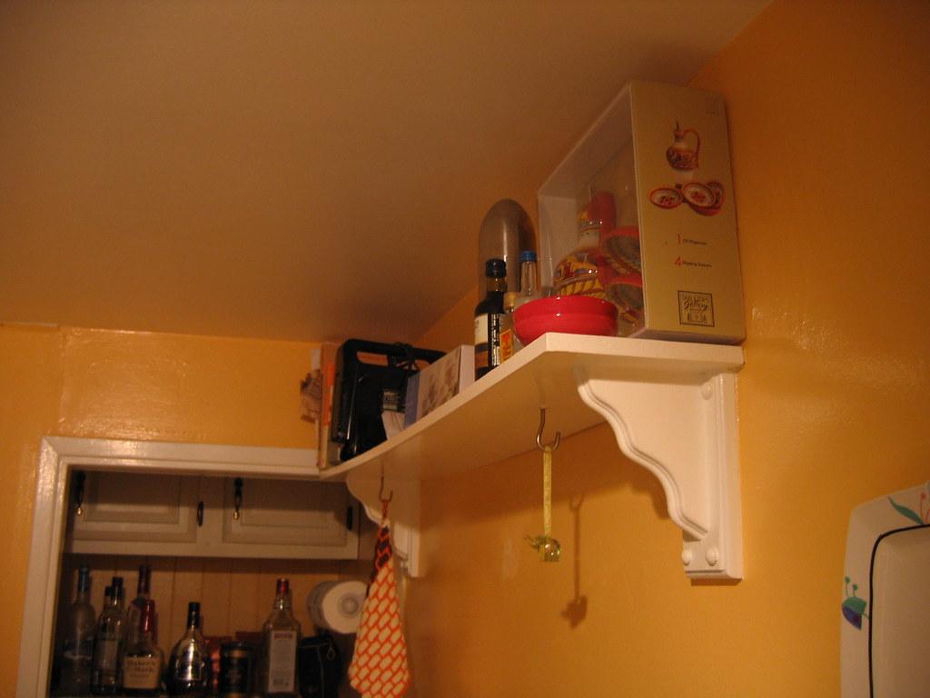 ATFC: Kitchen (bizarre shelf)