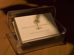 ~~ Gran Hotel La Perla ~~ (breneboy) Tags: hotel olympus comfort perla luxury pamplona lujo navarra etiqueta sanfermin laperla encierro fivestars cincoestrellas cfaj