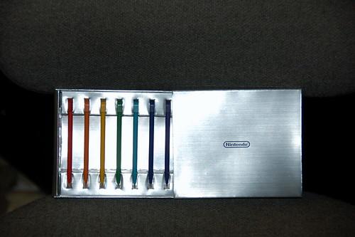 Rainbow Styluses