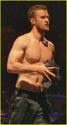 pictures of justin timberlake shirtless. justin-timberlake-shirtless
