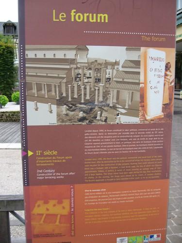 2nd Century Forum site, Lillebonne par phil_graham_2002