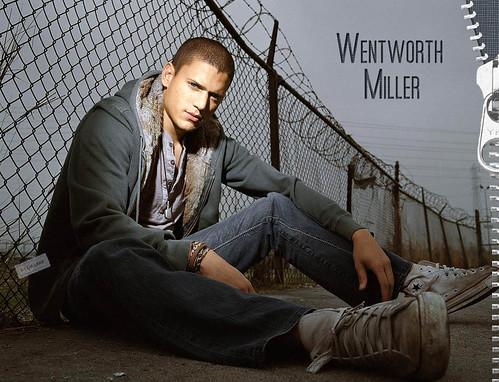 Wentworth Miller es Michael Scofield