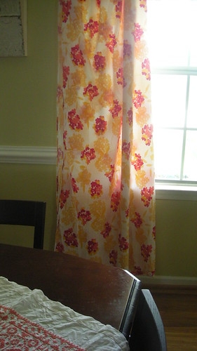 maybe curtains?