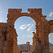 Palmyra (Arabic: تدمر Tadmur), Syria