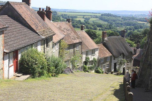Shaftesbury, Dorset.