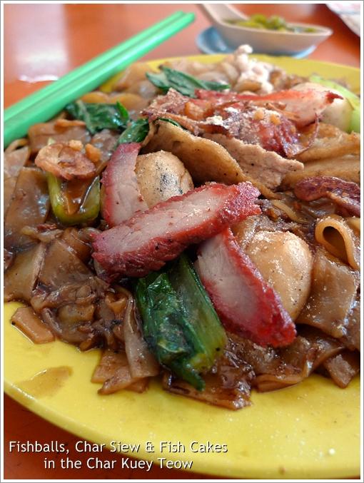 Taiping Style Char Kuey Teow