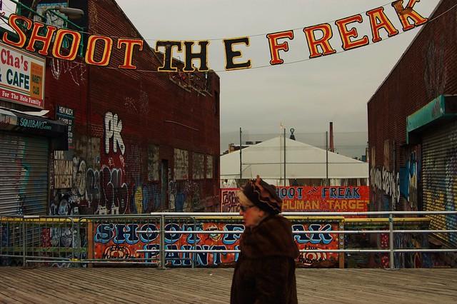 Boot The Freak?