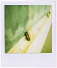 Chalkboard Pola (little*margie) Tags: polaroid chalkboard fallroidweek