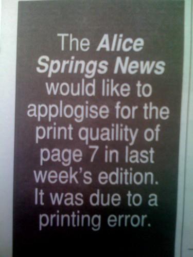 Print Quaility